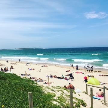 Beach BBQ Cronulla Australia