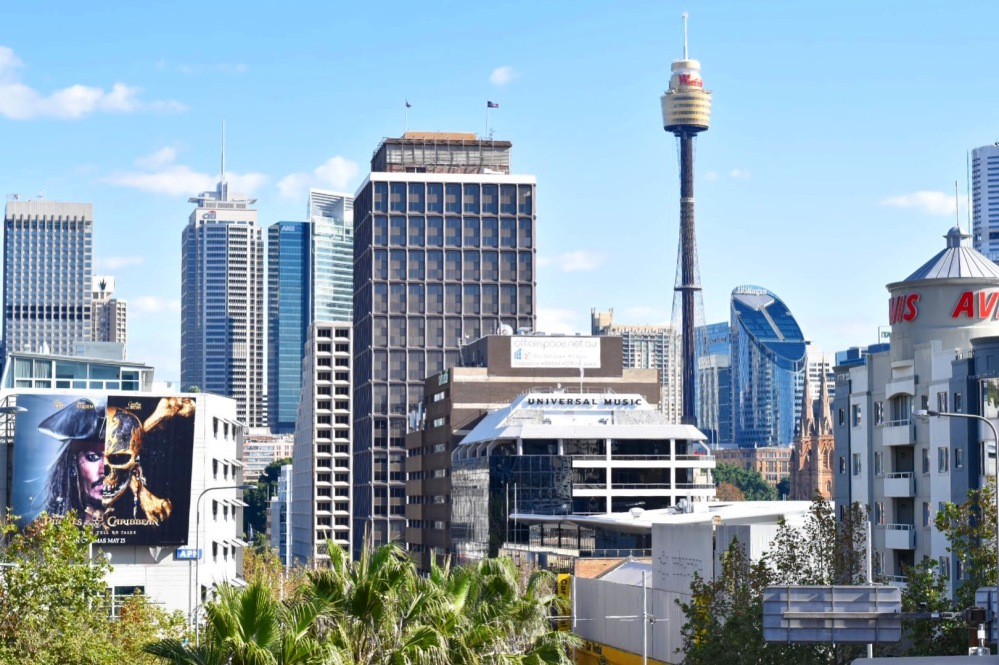 Sydney food blog mike galvin