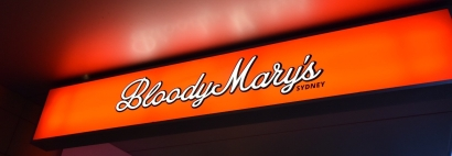 Bloody Mary's Sydney Bondi Beach