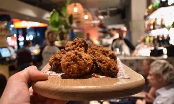 Bloody Mary's Sydney Bondi Beach chicken wings