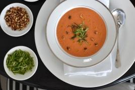 gazpacho soup recipe sydney food blogger