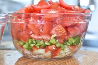 Sydney food blogger summer soup recipes