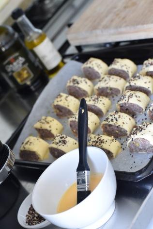 home made sausage roll recipe