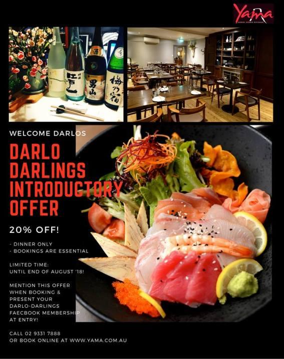 darlinghurst japanese restautants