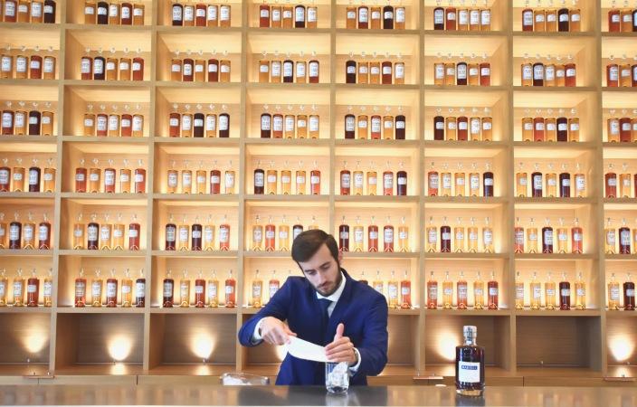 Bastien Gardrat Cognac Bartender Martell