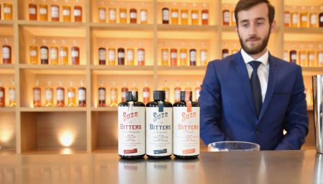 Old fashion cocktail Cognac, France Charente Visit Cognac Blog
