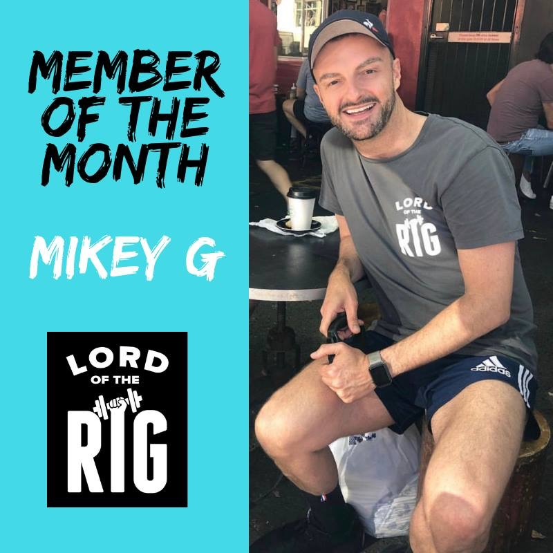 lord of the rig gym darlinghurst