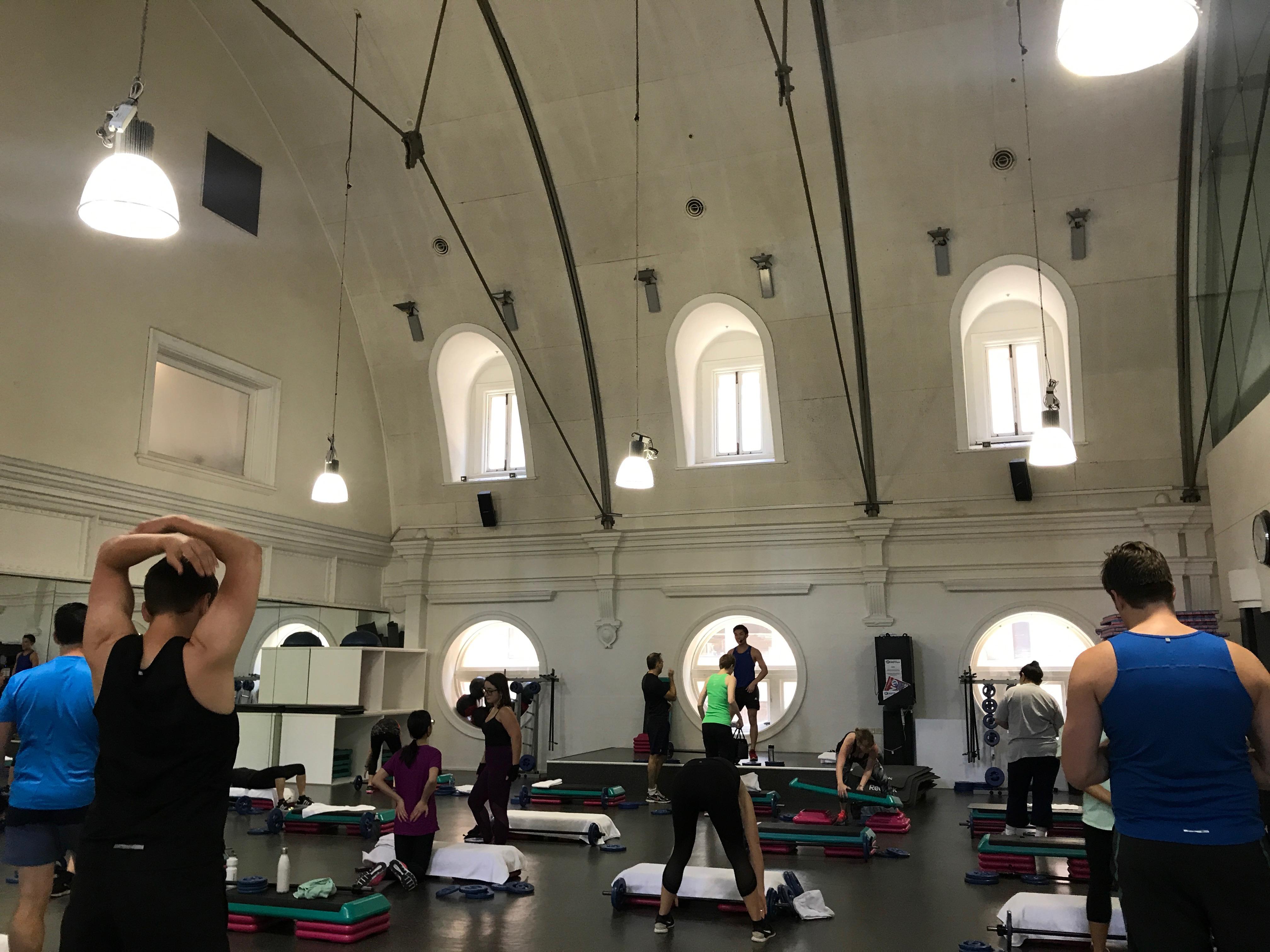 sydney gyms