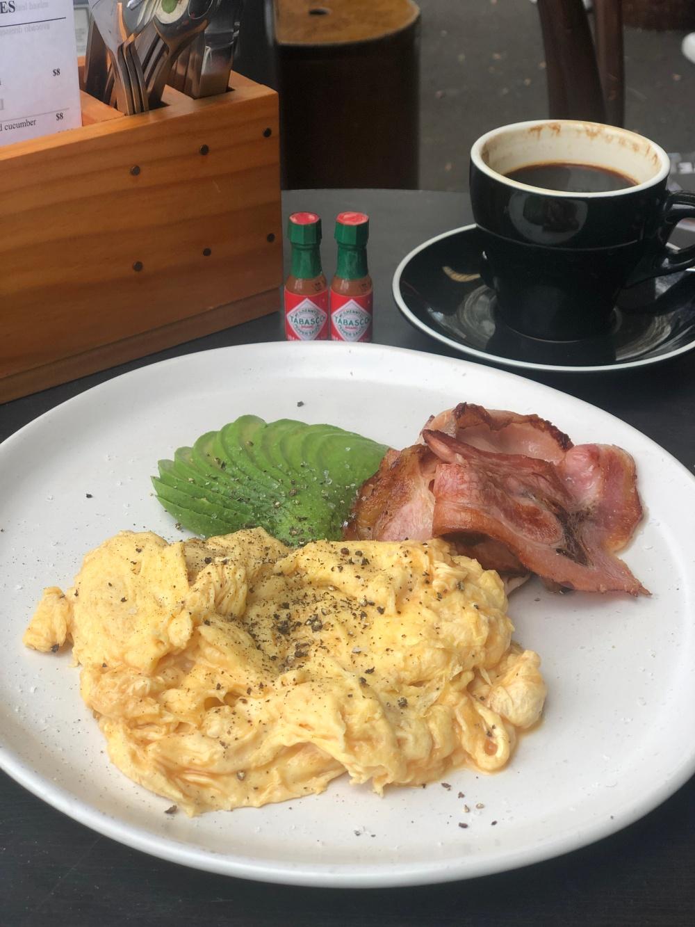 latteria cafe Darlinghurst